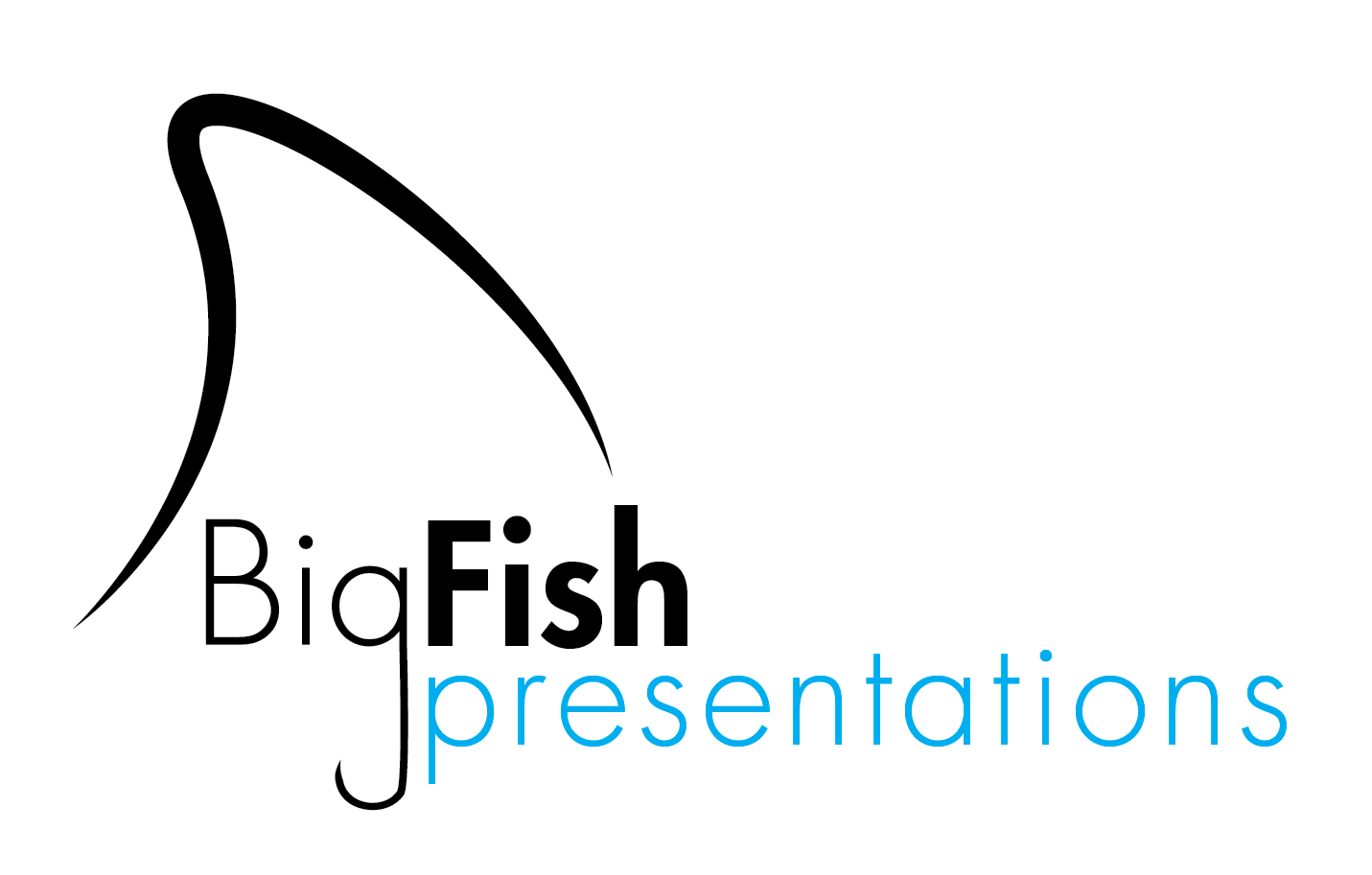 Big Fish Presentation tips