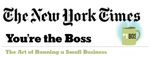 New York Times' Boss Blog reviews Wave Accounting's free program for small businesses