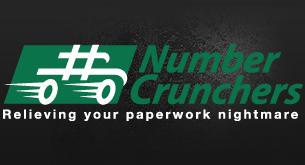 Number Crunchers Logo
