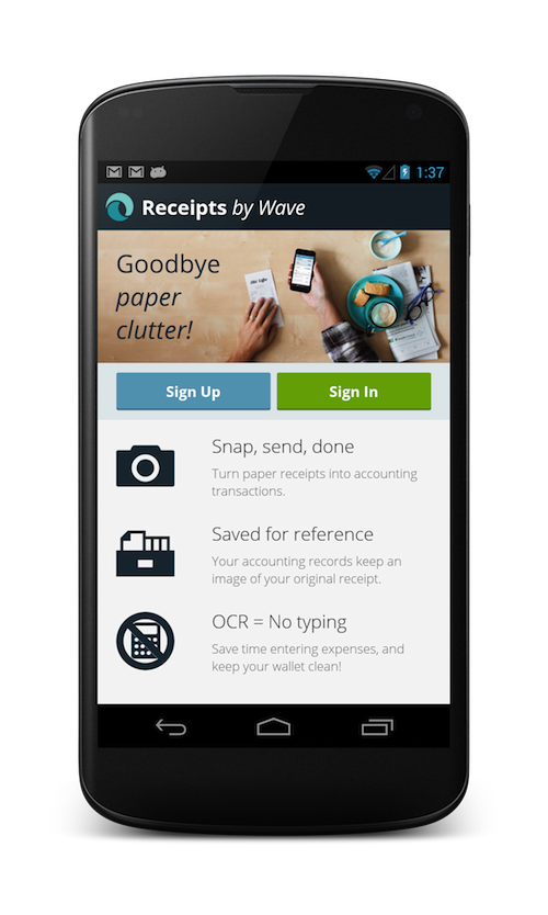 Custom Cash Receipt Books Pdf Receipts By Wave Gets Uploads From Drive Dropbox And More Acknowledge The Receipt with No Receipt Return Policy Walmart Excel  Sample Donation Receipt Word